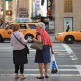 Нью-Йоркские бабушки
