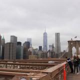 новый всемирный торговый центр и портал моста