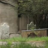 здесь же - недалеко от центра - первое кладбище евреев сефардов - то есть испанцев, они были одними из первых жителей Нового Амстердама (то есть Нью-Йорка, но еще голландского) и работорговцами.17-19век
